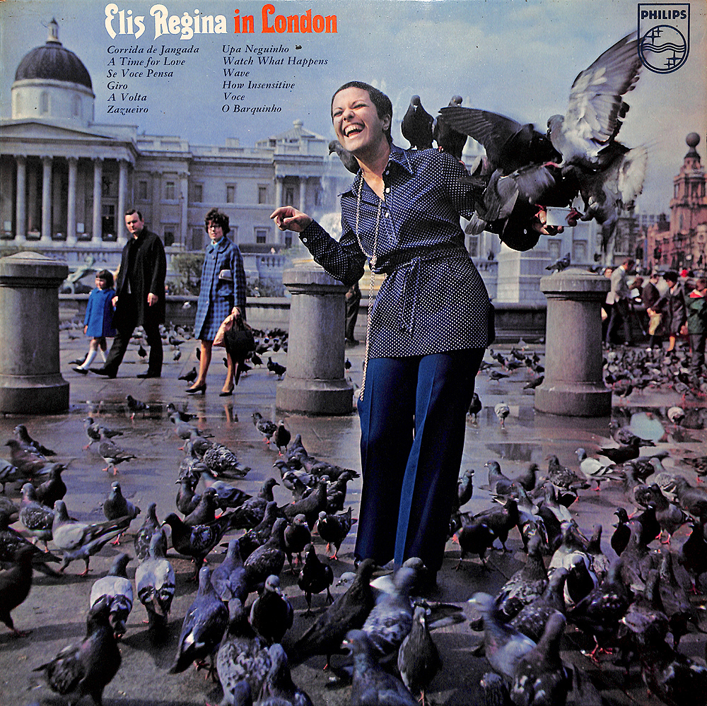 ELIS REGINA_Elis Regina In London